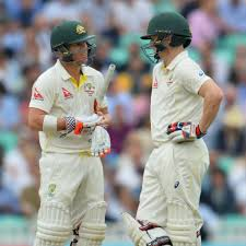 David Warner & Chris Rogers in their last test together